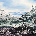 Winter Mountians by Joseph Banhart