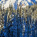 Winter Peak by Inge Johnsson