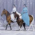 Winter Ride by John Silver