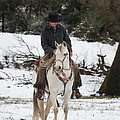 Winter Riding by Diane Bohna