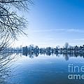Winter River by Svetlana Sewell