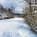 Winter Road by Bryan Benson