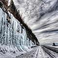 Winter Road by Colin Woods