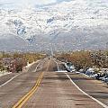 Winter Road by David S Reynolds