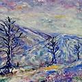 Winter Road by Laura Corebello