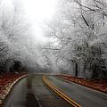 Winter Road Trip by Michael Eingle