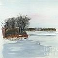 Winter by Rosellen Westerhoff