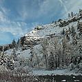 Winter Scene by Jeff Swan