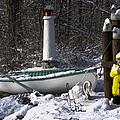Winter Scene Michigan #1 by Paul Cannon