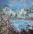 Winter Solstice by Ellen Levinson