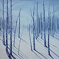 Winter Splendor by Xochi Hughes Madera