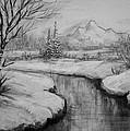 Winter Stillness by Chris Steele