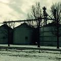 Winter Storage by James Pinkerton
