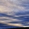 Winter Stormy Sky by Thomas R Fletcher