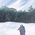 Winter Stroll Series by Debra LePage