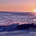 Winter Sunset In Laguna Beach IIi by Mariola Bitner