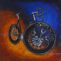 Winter Track Bicycle by Mark Jones
