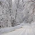 Winter Travel by Gordon Elwell
