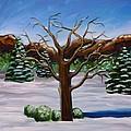 Winter Tree by Gayle Utter