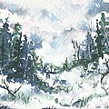 Winter Walk by Conni  Reinecke