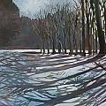 Winter Walk by Lynne Summers