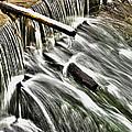 Winter Waterfall by Nick Field