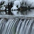 Winter Waterfall by Richard Cheski