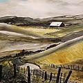 Winter Wheat by John Williams