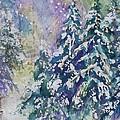 Winter Winds by Ellen Levinson