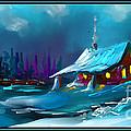 Winter Wonder by Steven Lebron Langston