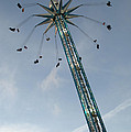Winter Wonderland Star Flyer by Chris Day