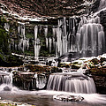 Winter Wonders At Scaleber Force by Chris Frost