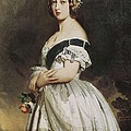 Winterhalter, Franz Xavier 1805-1873 by Everett