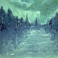 Winters Fog by Mark Szwabo