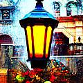 Winter's Glow by Steve C Heckman