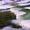Winters Ice by Sherman Perry