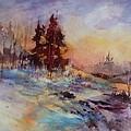 Winters Light by Kathryn Kaye