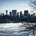 Winter's Touch - Manhattan by Madeline Ellis