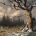 Winterscape by Daniel Eskridge