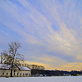 Wintertime At Widener Farms by Bill Cannon