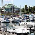 Winthrop Harbor by Debbie Hart