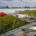 Winthrop Harbor by Susan Cole Kelly