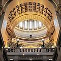 Wisconsin Architecture by Jenny Hudson
