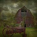 Wisconsin Barn 3 by Jeff Burgess