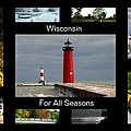 Wisconsin For All Seasons by Kay Novy