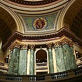 Wisconsin State Capital Building 1  by Susan McMenamin