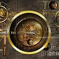 Wisdom Is The Beginning by Franziskus Pfleghart