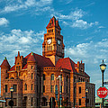 Wise County Courthouse by Robert Frederick