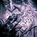 Old Cuban Man by Andres A Garcia-Velez