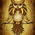 Wise Owl by Brenda Bryant